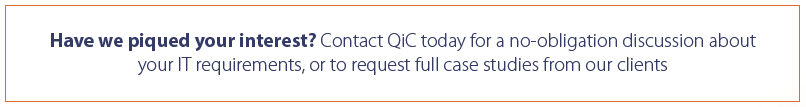 Contact QiC banner