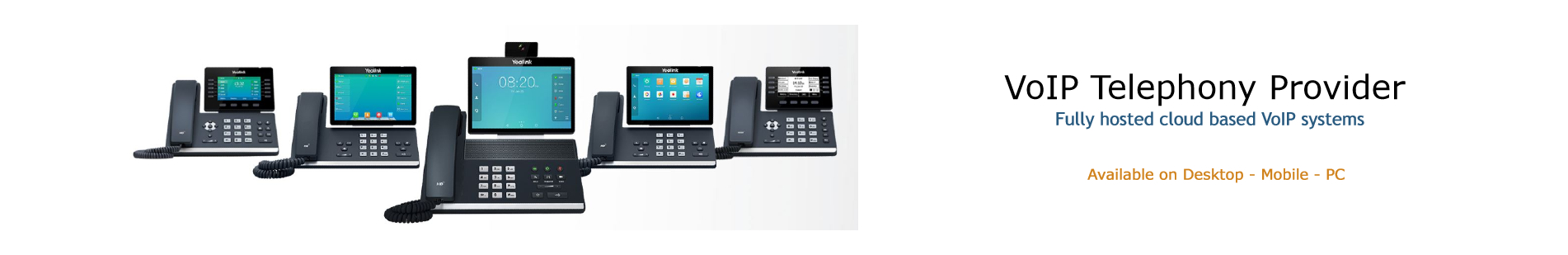 VoIP Telephony Provider